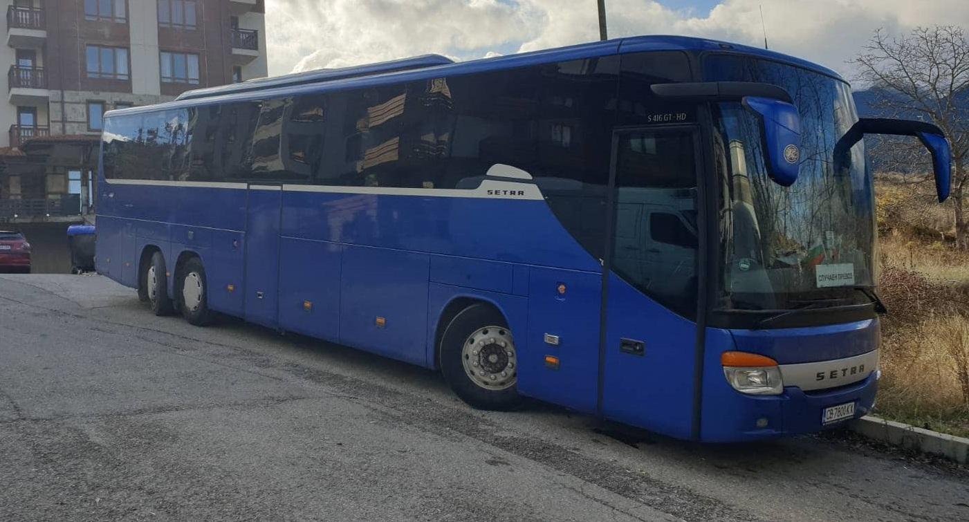 Автобус Сетра, Места: 48+2+1